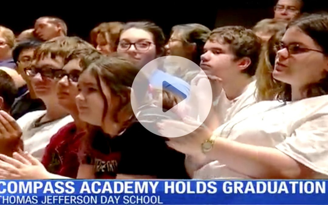 ABC News reports on Compass Academy Network's first graduating class