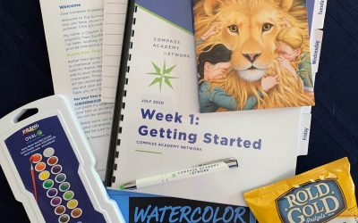 Compass Academy In-home Program has Started
