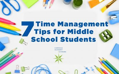 7 Time Management Tips for Middle School – Part 2